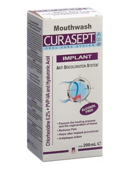 CURASEPT ADS Implant 200ml
