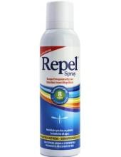 REPEL Spray άοσμο εντομοαπωθητικό 150ml