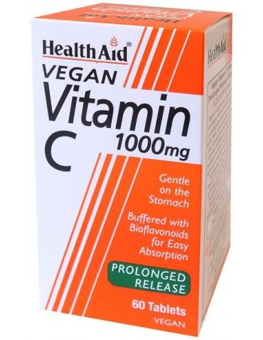 HEALTH AID Vitamin C 1000mg with...