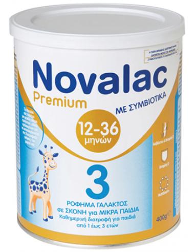 NOVALAC Premium 3 Ρόφημα γάλακτος για...
