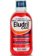 ELUDRIL Care Antibacterial Mouthwash 500ml
