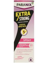 PARANIX Shampoo Extra Strong 100ml με Χτένα