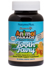 NATURE'S PLUS ANIMAL PARADE TOOTH FAIRY 90TABS