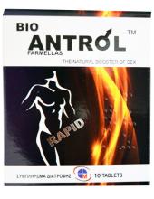 Bio Antrol Rapid 10 tabs