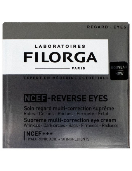 FILORGA NCEF Reverse Eyes Supreme Multi Correction Cream 15ml