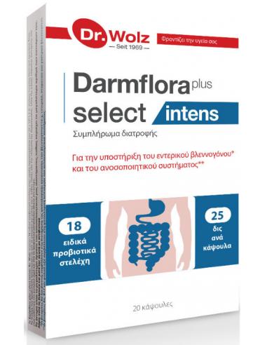 DR.WOLZ Darmflora Plus Select Intens 20 caps