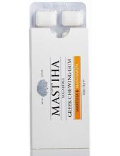 MASTIHA Greek Chewing Gum Mastiha & Mandarin 10pcs 13gr