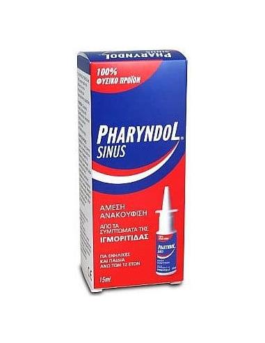 BioAxess Pharyndol Sinus 15ml