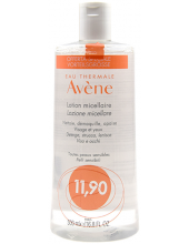 AVENE Lotion Micellaire Visage & Yeaux, 500ml
