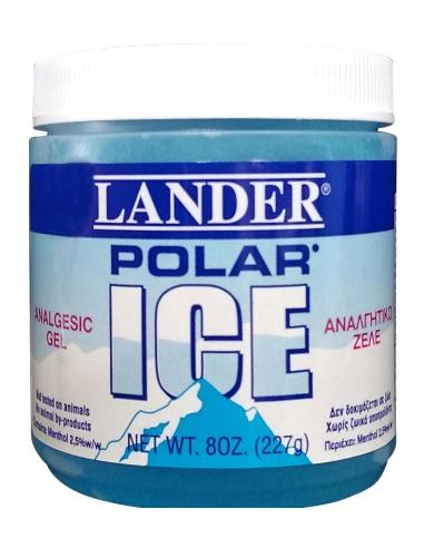 LANDER Polar Ice Gel 227gr