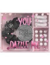 INVISIBOBBLE Sparks Flying Trio, You Dazzle Me Box 7 τεμάχια