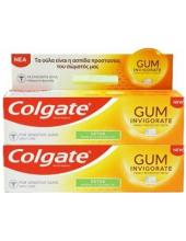 COLGATE Gum Invigorate Detox 2 x 75 ml