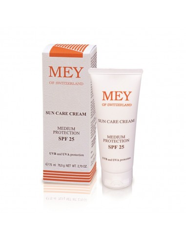 MEY SUN CARE CREAM MEDIUM PROTECTION SPF 25 75ml
