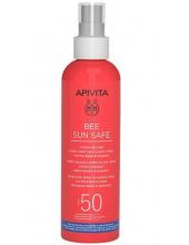 APIVITA Bee Sun Safe Hydra Melting Ultra-Light Face & Body Spray SPF50 200ml