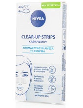 NIVEA Clear-Up Strips 6 τεμάχια