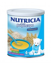 "NUTRICIA ΡΥΖΑΛΕΥΡΟ (NUTRIX) ""Νέα Σύνθεση"" 250gr"