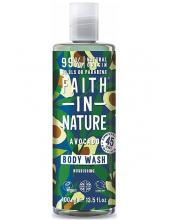FAITH IN NATURE Body Wash Avocado 400ml