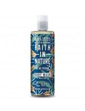 FAITH IN NATURE Body Wash Blue Cedar 400ml