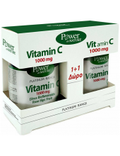 POWER HEALTH Vitamin C 1000mg 30 tabs & Vitamin C 1000mg 20 tabs