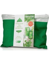 WELEDA Birken Cellulite Set (Birken Cellulite Oil 100ml + Birke Dusch-Peeling 150ml + Δώρο Ειδικό Κύπελλο για Μασάζ
