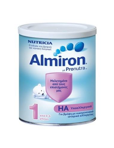 NUTRICIA ALMIRON HA 1 400 GR