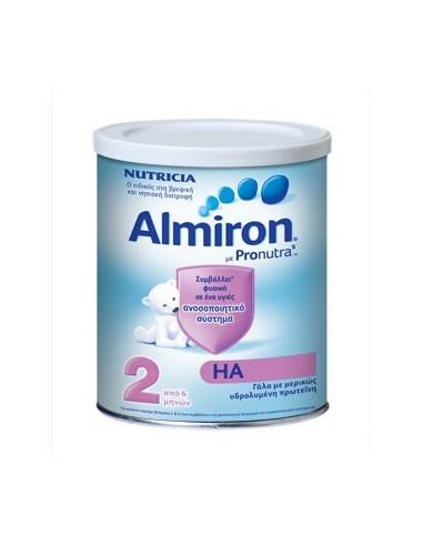 NUTRICIA ALMIRON HA 2 400 GR