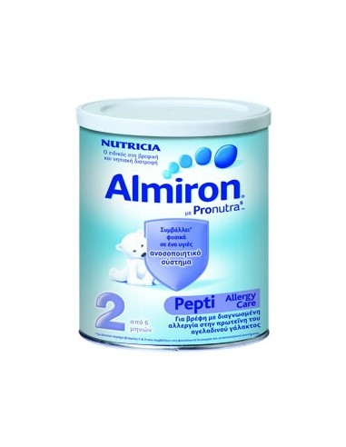 NUTRICIA ALMIRON PEPTI 2 450 GR