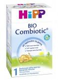 HIPP BIO Combiotic 1 Βιολογικό γάλα πρώτης βρεφικής ηλικίας 600gr