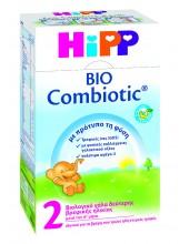HIPP BIO Combiotic 2 Βιολογικό Γάλα 600 gr