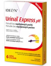 Walmark Urinal Express pH, 6 φακελίσκοι