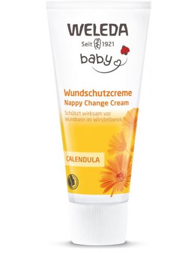 WELEDA Baby Κρέμα Καλέντουλας για Αλλαγή Πάνας 75ml