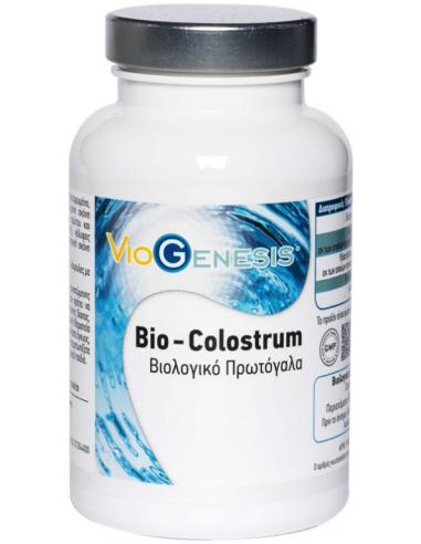 Viogenesis Colostrum Bio 600mg 120 Caps