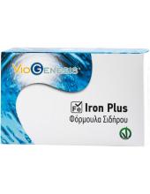 Viogenesis Iron Plus 30 Caps