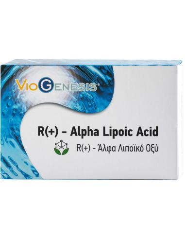 Viogenesis R(+) - Alpha Lipoic Acid 60 Caps