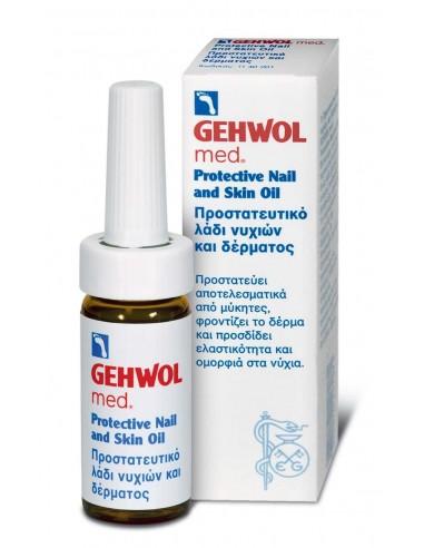 GEHWOL med Protective Nail & Skin Oil...