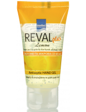 INTERMED Reval Plus Antiseptic Hand Gel Lemon 30ml