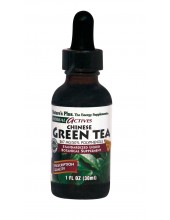 NATURE'S PLUS LIQUID GREEN TEA CHINESE 267 MG 1 OZ.