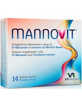 VITA RESEARCH Mannovit 14 x 4g