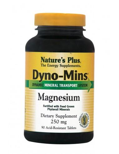 NATURE'S PLUS MAGNESIUM (Dyno Mins) 90 Tabs
