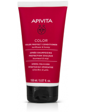 APIVITA Color Protect Conditioner with Sunflower & Honey 150ml