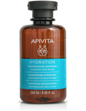 APIVITA MOISTURIZING Sampoo Hyaluronic Acid & Aloe 250ml