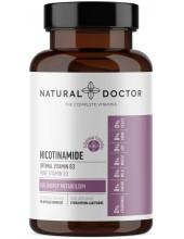 NATURAL DOCTOR Nicotinamide 500mg 90 Veg.Caps