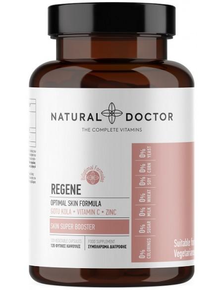 NATURAL DOCTOR Regene for Healthy Skin, 120 veg.caps
