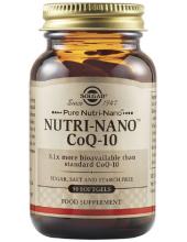 SOLGAR Nutri-Nano CoQ-10,...