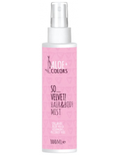 ALOE + COLORS So Velvet Hair + Body Mist 100ml