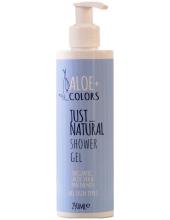 ALOE + COLORS Just Natural Shower Gel 250ml