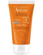 AVENE Tres Haute Protection Fluid SPF30+ 50ml