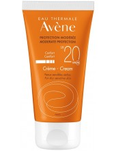 AVENE Protection Moderee Creme SPF 20 50ml