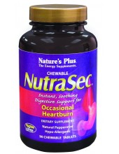 NATURE'S PLUS NUTRASEC...