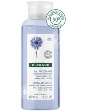 KLORANE Eau Florale Demaquillante au bleuet apaisant 400ml